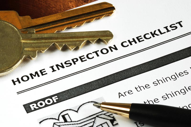 Inspection Check list